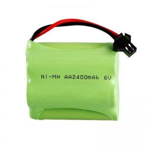 Nabíjateľná batéria NiMH AA2400 6V