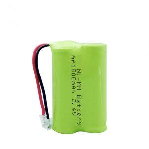 Nabíjateľná batéria NiMH AA1800 mAh 2,4 V