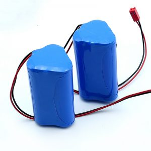Nabíjateľná lítium-iónová batéria Li-ion 3S1P 18650 10,8 V 2 250 mAh pre lekárske prístroje