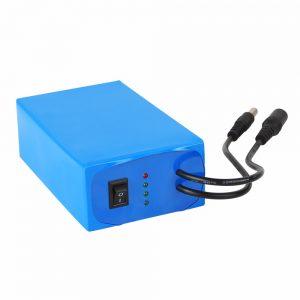Lítiová batéria 18650 11,1 V 12AH