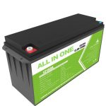 Veľkokapacitná lítiová batéria 12,8 V 150 Ah pre domáce solárne úložisko