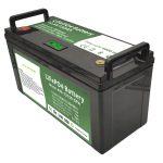 Vysokokapacitná batéria LiFePO4 12V150Ah s inteligentným systémom BMS pre elektrickú podlahovú práčku