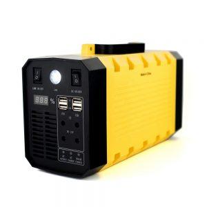12v 30ah invertorová batéria 500w prenosná elektráreň