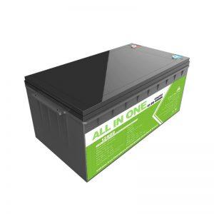 Vysokokapacitná nabíjateľná lítium-iónová batéria 12,8 V 400 Ah Lifepo4 s hlbokým cyklom