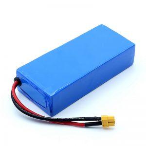 Nabíjateľné vysoko kvalitné lítium-iónové akumulátory 12Ah 12Ah 3S6P