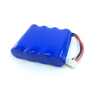 Nabíjateľná 14,8 V 2200 mAh 18650 lítium-lítiová batéria pre inteligentný vysávač