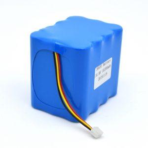 Elektronické zariadenia 18650 4S4P 10200 mAh 16,8 V BMS