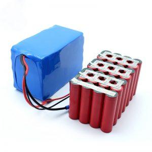 Prispôsobená vysoká kvalita, dobrá cena, najpredávanejšia batéria 18650 24 V, 8,8 Ah