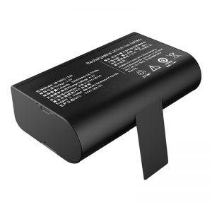 3,6 V 5200 mAh 18650 lítium-iónová batéria LG batéria pre ručný POS stroj