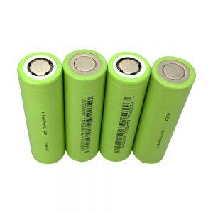 Originálna nabíjateľná lítium-iónová batéria 18650 3,7 V 2900 mAh, Li-ion 18650 batérie