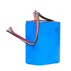 Špeciálne používané pre lekárske prístroje a nástroje 18650 3500mAh články 7,2v10,5ah batéria