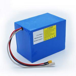 Lítiová batéria 18650 48V 20,8AH pre elektrické bicykle a súpravu bicyklov