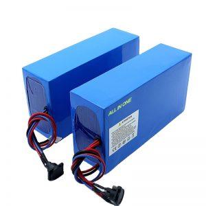 Batéria pre elektrický bicykel ALL IN ONE 13S7P 18650 48v 20,3ah