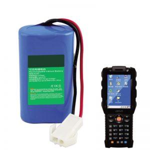Lítiová batéria 18650 7,2 V 2,6 Ah pre ručné koncové zariadenie Express logistics