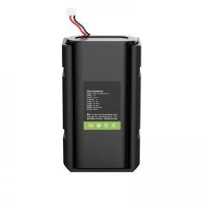 18650 7,2 V 2600 mAh nízkoteplotná lítiová batéria pre selektor SEL