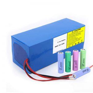 Lítiová batéria 18650 72V 20Ah Nízka rýchlosť samovybíjania lítiová batéria 18650 72v 20ah pre elektrické motocykle