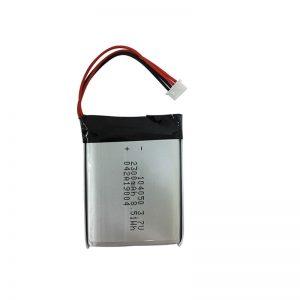 3,7 V 2300 mAh Testovacie prístroje a vybavenie, polymérové lítiové batérie AIN104050