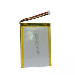516285 3,7 V 4200 mAh Inteligentný domáci prístrojový polymérny lítiový akumulátor