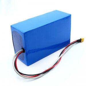 Lítiová nabíjateľná batéria Li -on 18650 36 V 10 Ah Li -on 18650