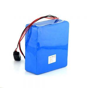 48V 15Ah 20Ah nabíjateľná lítium-iónová batéria 48voltová batéria pre elektrický skúter