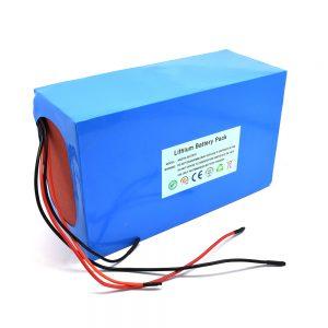 Lítiová batéria 48v / 20ah pre elektrický skúter