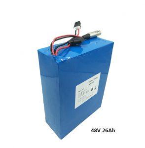 48v26ah lítiová batéria pre etwow elektrické skútre elektrický motocykel grafénová batéria 48 voltová lítiová batéria výrobcov