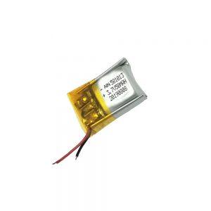 Vysoko kvalitná lítium-polymérová batéria 3,7 V, 50 mAh, batéria 581013