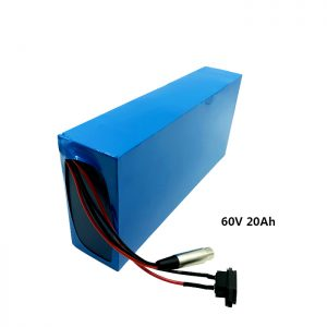 Prispôsobená batéria 60mAh 20ah EV lítiová batéria