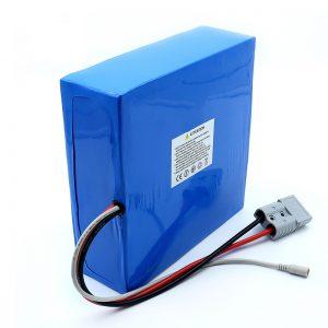 Batéria Li-Ion 60 V, 30 Ah, 50 Ah, lítiová batéria pre elektrický skúter