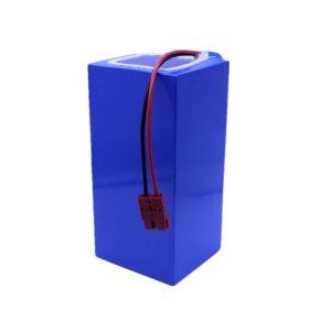 Lítium-iónová batéria 60v 40ah lítiová batéria 18650-2500mah 16S16P pre elektrický skúter / e-bike