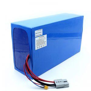 Batéria 18650 72v 100Ah pre elektrický motocykel