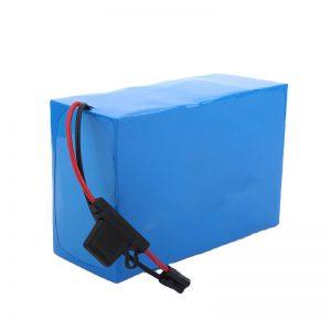 Prispôsobená 72-voltová batéria Lithium Ion 72V