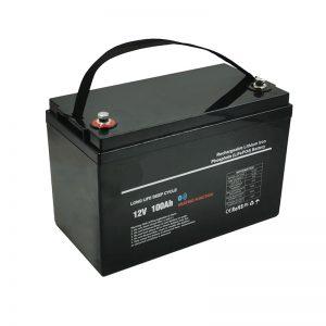 Nízkoteplotný LiFePO4 12V 100AH
