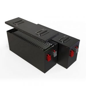 Nabíjateľná batéria LiFePO4 300AH 12V
