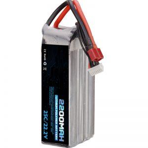 horúci predaj nabíjateľná lítium-polymérová batéria 22000 mAh 6s lipo