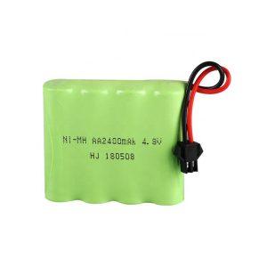 Dobíjateľná batéria NiMH AA2400mAH 4,8 V