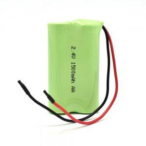 Nabíjateľná batéria NiMH AA1500 mAh 2,4 V