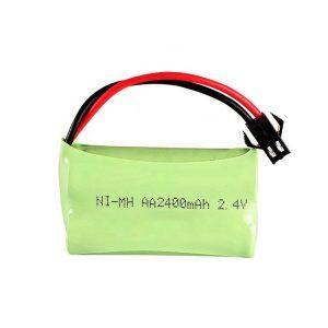 Nabíjateľná batéria NiMH AA2400mAH 2,4V