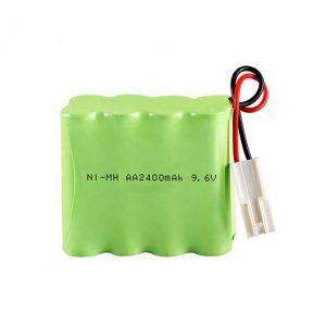 Dobíjateľná batéria NiMH AA2400 9,6 V