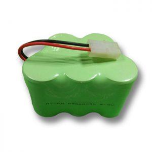 Nabíjateľná batéria NiMH D9000mAH 6V
