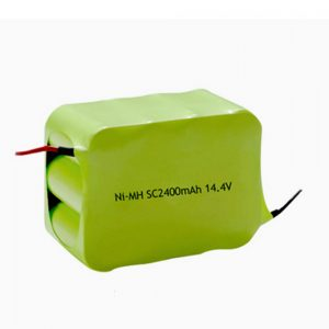 Nabíjateľná batéria NiMH SC 2400mAH 14,4V