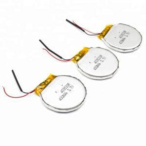 LiPO prispôsobená batéria 403533 3,7 V 400 mA