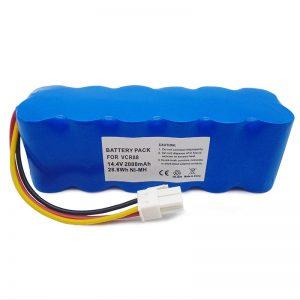 vysoko kvalitná náhradná batéria do vysávača 14,4 V pre navibot SR8750 DJ96-00113C VCA-RBT20